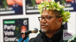 Teanau Tuiono - Green Party MP