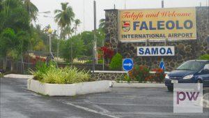 Faleolo International Airport Samoa - Pasifika Wire