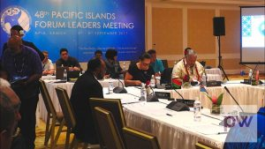 Pacific Islands Forum 2017