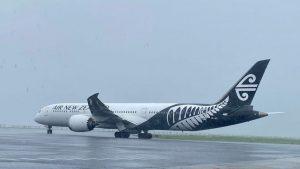 Air New Zealand Flight