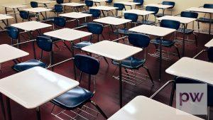 Empty Classroom - Pexels Pixabay