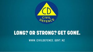 nz civil defence long strong get gone