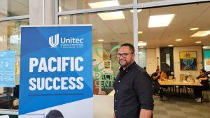 Ioane Aleke Fa'avae - Pasifika Educator. Vagahau Niue.