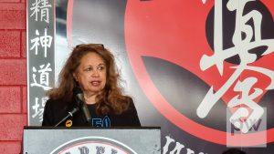 Dr. Melani Anae Polynesian Panther