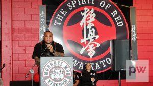 President Waikato Mongral Mob Kingdom Sonny Fatupaito Attachments area