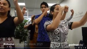 Porirua City Council Rotuma Language Week