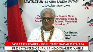 FAST Press Conference 2021-05-19