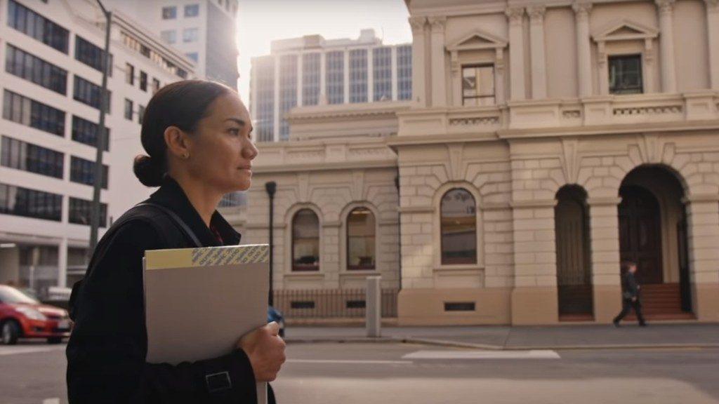 Tiana Epati President of NZ Law Society (Youtube)