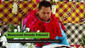 Tuvalu Language Week 2021 - Rev. Henele Tekavei - MPP/NZ Govt